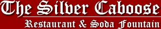 Silver Caboose & Soda Fountain Logo